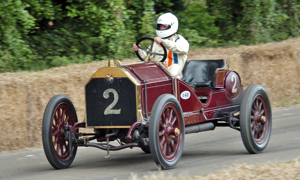 1905 Star Gordon Bennett Grand Prix Racing Car